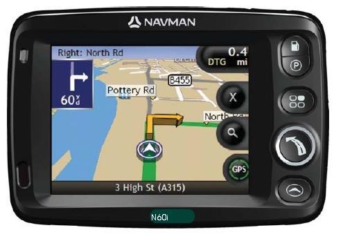 Navman N60i Review
