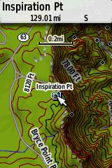 The 62s Will Allow For Shaded Relief With Compatible Garmin Maps Such As The Garmin 24k Series And U S Topo 2008 The 100k Map Product