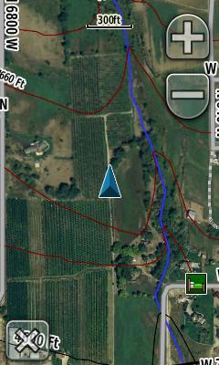 Garmin Custom Map With Usgs Topo 24k Garmin Topo Map Garmin Custom Map With Aerial Image 24k Garmin Topo Map