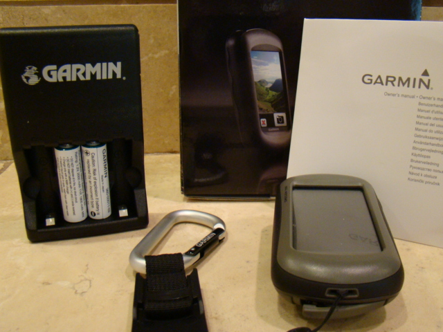 Garmin Oregon 550